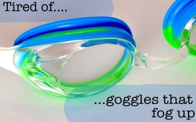 Are your Goggles Fogging up?