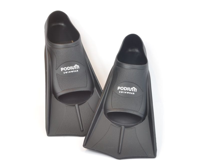 Short Blade Training Fins